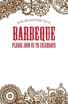 It's getting to be that time of the year.  BBQ party invitations on Pixingo.com www.pixingo.com/lisahammett