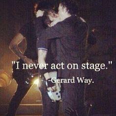 Gerard<33 Frerard;) MY Chemical Romance