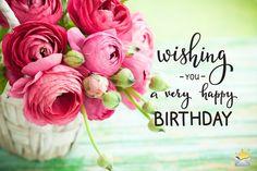 The best Happy Birthday Images Happy birthday image with flowers. The post The best Happy Birthday Images & Geschenke, Geburtstage & andere Feierlichkeiten appeared first on Happy birthday .