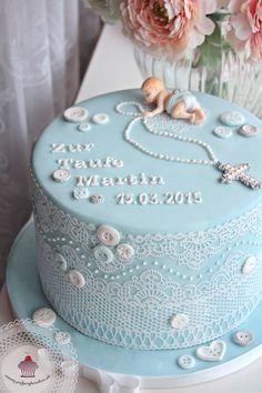 Torten zur Taufe - Julia Bärwald (Cool Cakes Without Fondant)