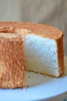 Angel Food Cake3 by Seeded at the Table, via Flickr