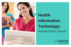 Is Health Information Technology a Good Career Choice? Medical Transcription, Medical Coding, Medical Billing, Medical Science, Science Education, Technology Careers, Healthcare Careers, Information Technology, Educational Technology