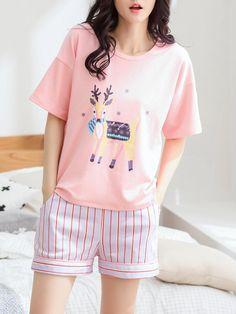 Women S Fashion Kingston Pajamas For Teens, Cute Pajamas, Pajamas Women, Pajama Outfits, Girl Outfits, Casual Outfits, Fashion Outfits, Fashion Clothes, Satin Pyjama Set