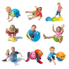 Best indoor toys to help active kids get their energy out. Perfect for developing gross motor skills as well! Sindrome Angelman, Creative Toys For Kids, Mini Pond, Luge, Crate Storage, Gross Motor Skills, Child Love, Educational Toys, Baby Shop