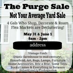 how to throw a killer yard sale 15 tips for success
