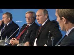 Putin on Crimea: the Bear does not ask Permission -good speech