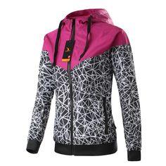 Encontrar Más Chaquetas Básicas Información acerca de La primavera Y el Otoño de Las Nuevas Mujeres chaqueta deportiva chaqueta con…