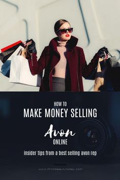 If you love beauty and frequently shop hair and beauty products, you may want to check out avon recruiting opportunities like this one! Avon selling is a great way to make money online and I've been successfully making money from home selling avon for 10 Beauty Tips For Skin, Hair Beauty, Beauty Blogs, Beauty Secrets, Way To Make Money, Make Money Online, Avon Sales, Best Makeup Products, Beauty Products