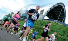 The Great North 5K - DONE! 34:59 on September 14th 2013