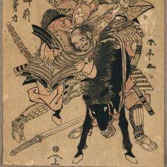 Meet the Samurai Women of Asian History: Tomoe Gozen Defeats Another Warrior