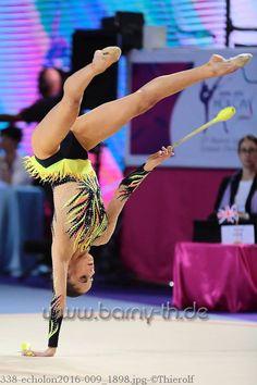 Neviana Vladinova (Bulgaria), European Championships (Holon) 2016