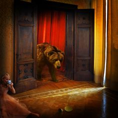 animal accidents will happen by tom chambers