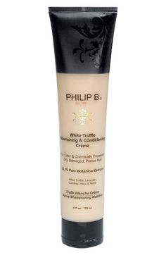PHILIP B® White Truffle Nourishing & Conditioning Crème at Nordstrom. My new favorite conditioner.