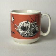 Muumityttö Moomin Mugs, Ceramics, Tableware, Vintage, Decor, Ceramica, Pottery, Dinnerware, Decoration