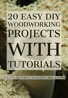Super easy diy woodworking projects, complete with tutorials and all the instruction you need. These make great gifts too. projects beginner projects diy projects for kids projects furniture projects plans projects that sell Woodworking Plans Pdf, Used Woodworking Tools, Woodworking Projects That Sell, Popular Woodworking, Woodworking Furniture, Woodworking Crafts, Woodworking Classes, Woodworking Machinery, Woodworking Workshop