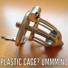 mine a steel cage