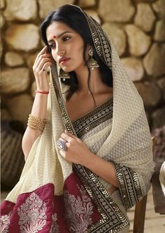 Everything related to indian fashion; Beautiful Girl Indian, Beautiful Saree, Beautiful Indian Actress, Indian Photoshoot, Saree Photoshoot, Indian Aesthetic, Saree Models, Saree Look, Indian Designer Wear