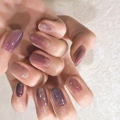 May 2020 - Wedding Nails Trend Inspiration Nail Art Cute, Long Nail Art, Cute Nails, Pretty Nails, Minimalist Nails, Nail Swag, Color For Nails, Nail Colors, Bridal Nails