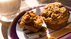 Muffins aux legumes