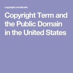 This pin provides a chart that makes the legalities of copyright, Fair Use policies and laws. The chart includes a breakdown of the limitations of copyright in a more user-friendly format. Copyright Information, Information Center, Music Theater, Public Domain, Family History, Digital Image, United States, Clip Art, Writing