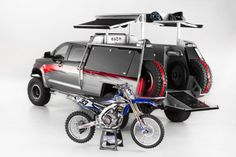 Congratulations again to the winner of this year's Toyota Dream Build Challenge: The Let's Go Moto Tundra!