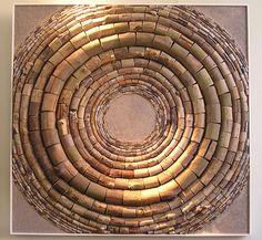 Inclining wood - Natural Art | Rob Plattel: Natural Art, Styling & Floristry