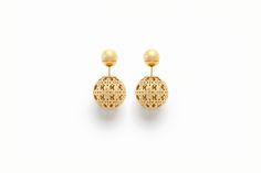 """""""dior tribale"""" earrings - Accessories Dior"""