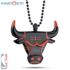 Bulls Necklace