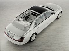 2007 Maybach 62 S Landaulet | Review | SuperCars.net