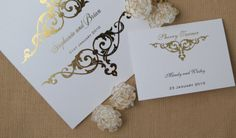 Wedding invitations and stationery trends for 2014