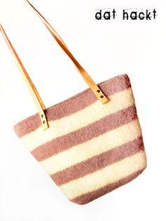 Tasche *Lieken* von dat hackt auf DaWanda.com
