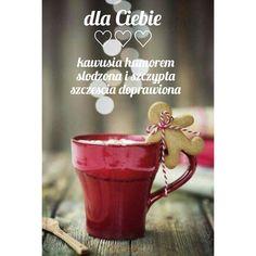 Good Morning, Humor, Mugs, Coffee, Tableware, Quotes, Polish, Buen Dia, Kaffee