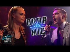 Watch Cara Delevingne Destroy James Corden And Dave Franco In Rap Battle - http://www.buzzrushweb.com/general/watch-cara-delevingne-destroy-james-corden-and-dave-franco-in-rap-battle/