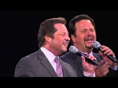 "Booth Brothers ""Then I Met The Master"" at NQC 2015"