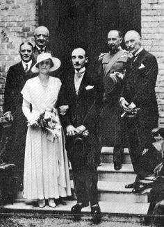 Archduchess Archduchess Immaculata of Austria -Tuscany ( 1892 – 1971)  married Nobile Igino Neri-Serneri in 1932.