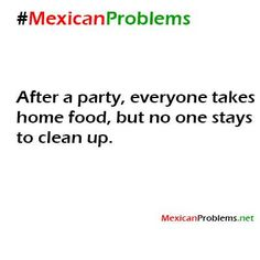 Mexican Problem #2614 - Mexican Problems