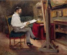 GUSTAVE CAILLEBOTTE : catalogue de ses oeuvres. GUSTAVE CAILLEBOTTE : catalogue of his works