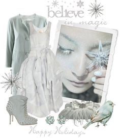 """""""Belive in Magic"""" by iggy-rouvinen ❤ liked on Polyvore"""