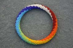 Beaded Bracelet Patterns   BEAD CROCHET BRACELET PATTERN   Crochet Patterns