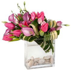 modern flower arrangement - Buscar con Google
