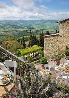 "Monteverdi Tuscany, ""scattered hotel"" in Val d'Orcia"