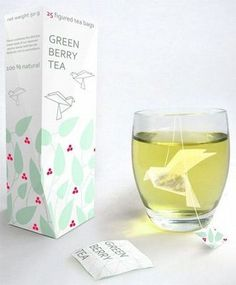 cute tea bag