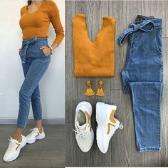Swans Style is the top online fashion store for women. Shop sexy club dresses, jeans, shoes, bodysuits, skirts and more. Fashion Mode, Look Fashion, Korean Fashion, Womens Fashion, Fashion Trends, Parisian Fashion, Bohemian Fashion, Fashion Fashion, Retro Fashion