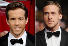 Ryan Gosling in: Gratuitous Hottie Face Off Pretty People, Beautiful People, Perfect People, Beautiful Things, Canadian Boys, Ryan Reynolds, Face Off, Ryan Gosling, Movies Showing