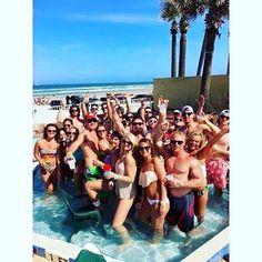 Spring Break 2016 Daytona Beach