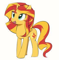 EqG Hair Ponies