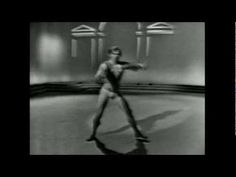 The King of dancers...  Rare solo of Rudolf Nureyev when young in Variation from Sleeping Beauty.