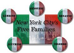 The Five Mafia Families