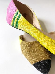 Pencil Shoes #Jennif