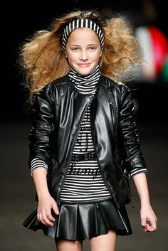 Kids Fashion Show. 080. Julia Mayer for Boboli. Agency : Sugar Kids